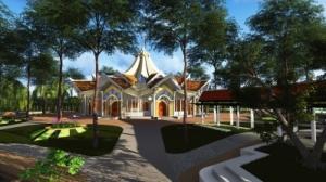 campodian bahi temple