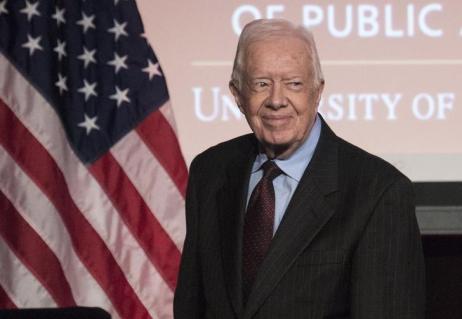 صحيفة: وفاة حفيد الرئيس الأمريكي الاسبق جيمي كارتر